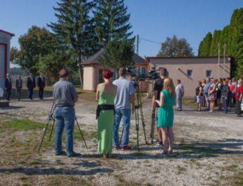 Hűtőház és gyümölcsfeldolgozó épül Szécsényben