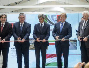 Felavatták a Bremas Hungary Kft. gyárát Balassagyarmaton