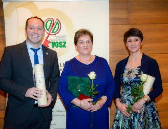 A sikeres jövőért dolgoznak a most kitüntetett nógrádi vállalkozók is